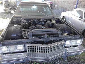1973 Cadillac XLR