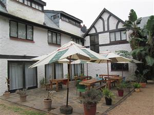 Bedroom in lodge R250 per person per night, Durban North. Backpackers welcome
