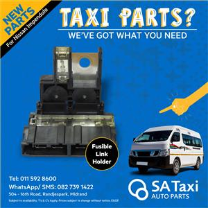 New Fusible Link Holder for Nissan NV350 Impendulo - SA Taxi Auto Parts quality taxi spares