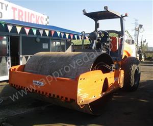 2007 Hamm 3411 Compactor Roller - AA2780