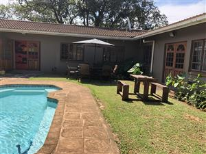 Get away in Amanzimtoti from only R650 per standard room per night (2 guests) - out of season.