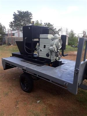 Baling Machine ideal for cans and plastic for sale. R120 000