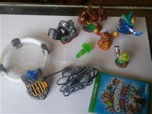 Skylander X Box One Game and consoles