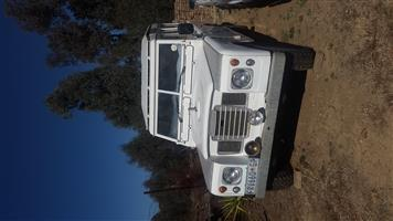 1970 Land Rover Series 3