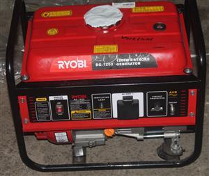 Ryobi rg-1200 4 stroke generator S043214A #Rosettenvillepawnshop