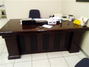 Executive  3 piece office furniture