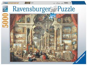 Ravensburger Views of Modern Rome - 5000 Piece Jigsaw Puzzle for Adults
