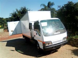 ISUZU 4 TON TRUCK FOR SALE - BARGAIN R99000
