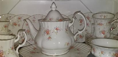 Royal Albert Peach Teaset for sale  Centurion