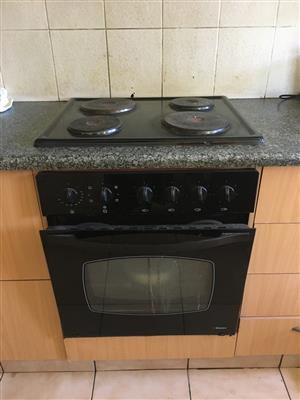 Oven and Hob for sale
