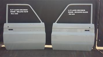 Land Cruiser Doors