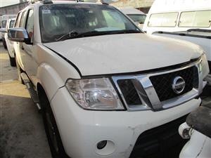 2012 Nissan Navara 4.0 4x4