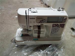 Brother Innov-is NV 955 Sewing & Embroidery Machine