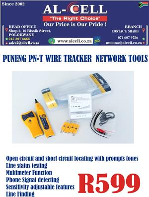 Puneng PN-T Multi Purpose Intelligent Wire Tracker Network Tools