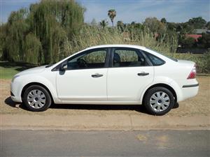2008 Ford Focus 1.6 4 door Ambiente