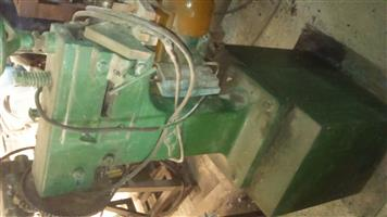 Various machinery for sale
