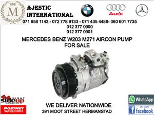 Mercedes benz W203 aircon pump for sale
