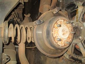SUSPENSION PARTS- JEEP GRAND CHEROKEE 2.7 2003 WJ FOR SALE