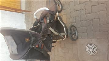 Bambino 3-Wheel pram