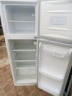Defy Double Door Fridge Freezer for sale.