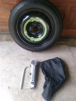 CL43 AMG Skinny Spare Wheel kit