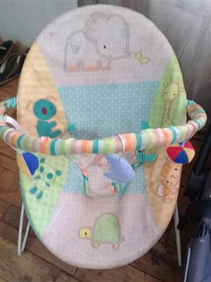 Animal themed baby mini chair