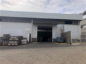 709 RICHARDS DRIVE: WAREHOUSE / FACTORY / DISTRIBUTION CENTRE TO LET IN MIDRAND!