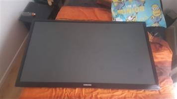 Samsung tv with broken screen