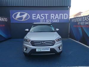 2018 Hyundai Creta 1.6CRDi Executive auto