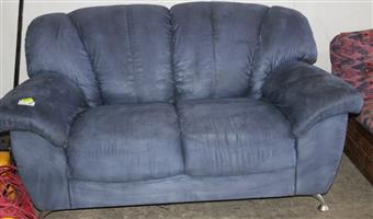 2 seater couch S031471A #Rosettenvillepawnshop