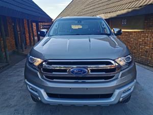 2016 Ford Everest EVEREST 2.2 TDCi XLT A/T