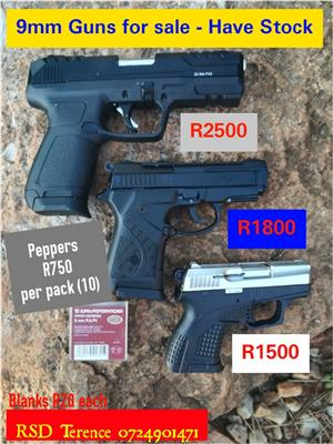 9mm Self-Defense Accessories