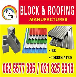 RAS Blocks and Roofing