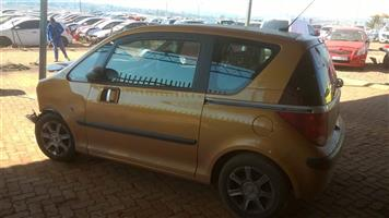 Spares and parts for sale on PEUGEOT 1007