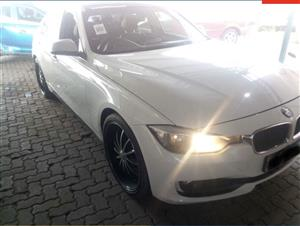 2013 BMW 3 Series 335i Luxury