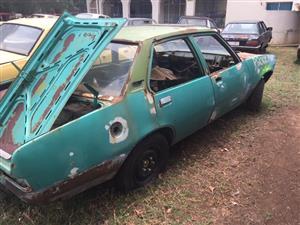 For Sale: 4 door Chevrolet body