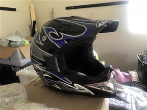 Nitro Motorcross Helmet