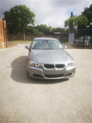 2009 BMW 3 Series 320d Exclusive steptronic