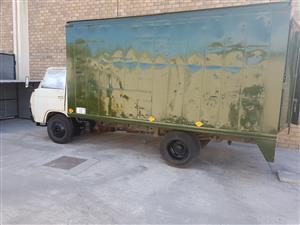 1972 Nissan Kabul Truck with a 2.8 Skyline Motor R29 000 NEG