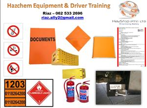 Hazchem training special R650