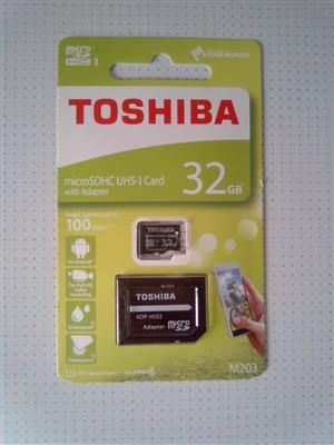 SD Card 32 GB. Brand new. Sealed.