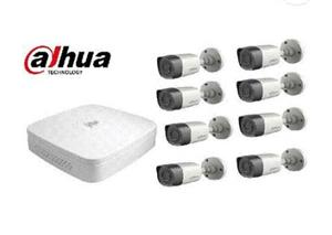 Dahua Camera kits