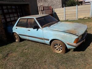 1980 Ford Cortina