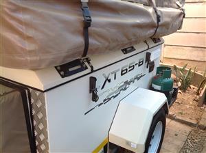 2017 Jurgens XT65-B trailer used 4x