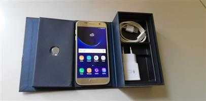 Samsung S7 - 32GB Platinum Silver