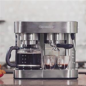 Stainless Steel Espresso Coffee Machine - TI905201RW