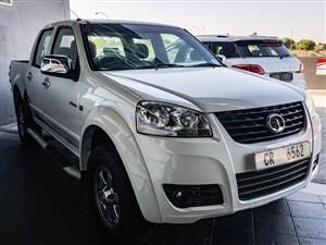 2013 GWM Steed 5 double cab STEED 5 2.0 VGT SX P/U D/C