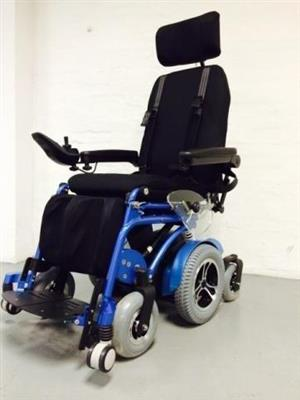 "MR WHEELCHAIR STANDUP PREMIUM PLUS 14"" 16"" 18"":"