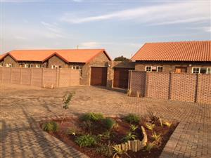 SPRING SPECIAL!  3 Bedroom House with Ample Space for Bulky Furniture in Secure Estate