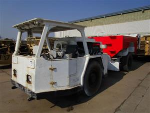 T306 Utility Vehicle - ON AUCTION